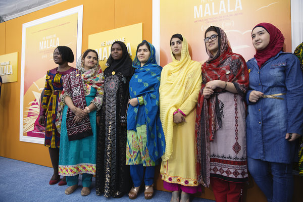 Malala: 'We must fight for education on International Day of the Girl!'